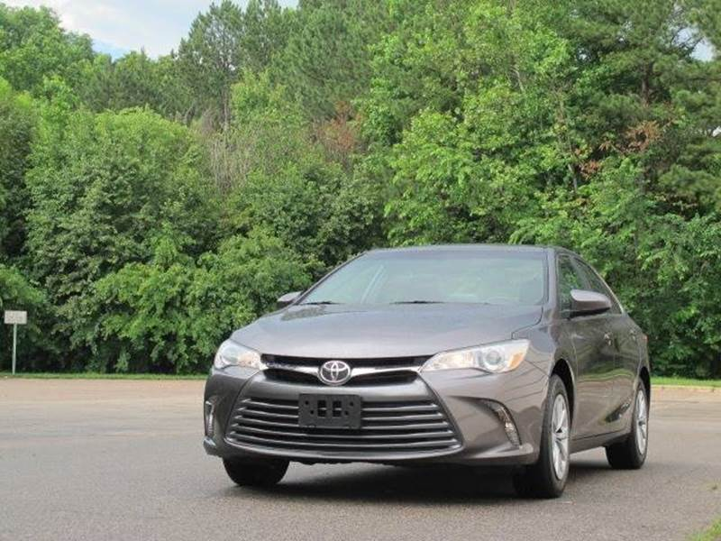 2015 Toyota Camry for sale at Best Import Auto Sales Inc. in Raleigh NC