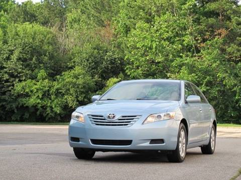 2009 Toyota Camry for sale at Best Import Auto Sales Inc. in Raleigh NC