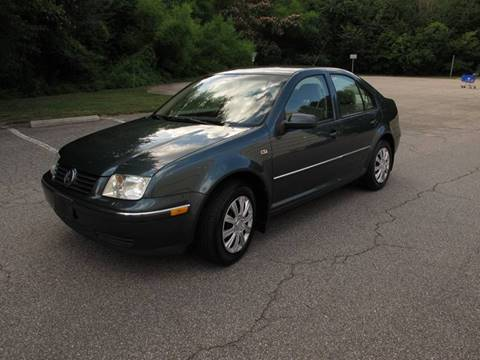 2004 Volkswagen Jetta for sale at Best Import Auto Sales Inc. in Raleigh NC