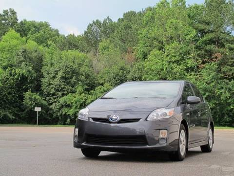 2010 Toyota Prius for sale at Best Import Auto Sales Inc. in Raleigh NC