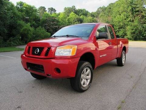 2008 Nissan Titan for sale at Best Import Auto Sales Inc. in Raleigh NC