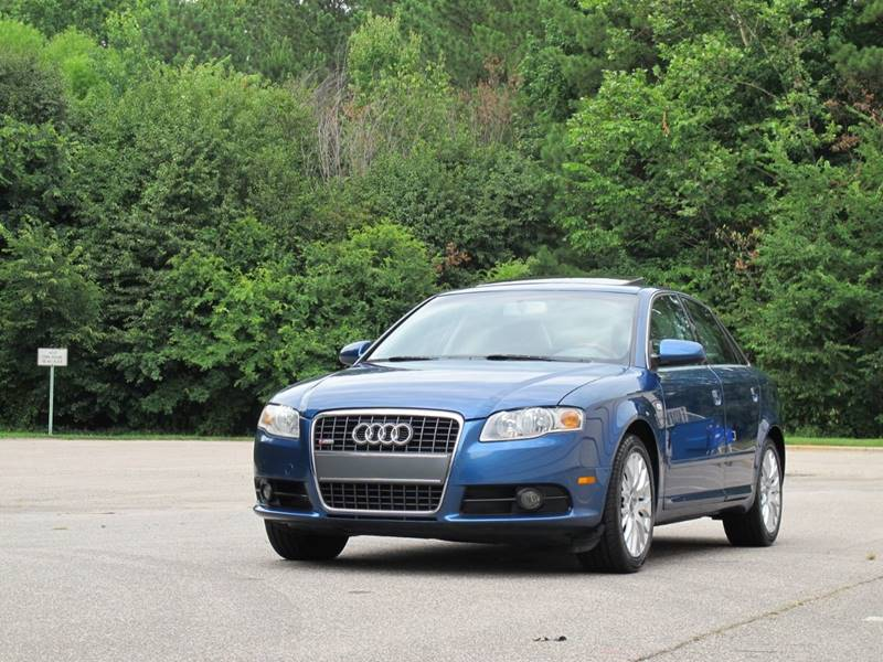2008 Audi A4 for sale at Best Import Auto Sales Inc. in Raleigh NC