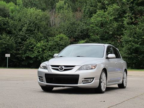 2008 Mazda MAZDASPEED3 for sale at Best Import Auto Sales Inc. in Raleigh NC