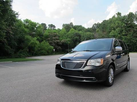 2011 Chrysler Town and Country for sale at Best Import Auto Sales Inc. in Raleigh NC