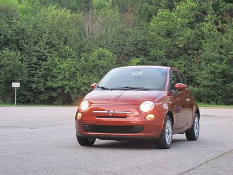 2012 FIAT 500 for sale at Best Import Auto Sales Inc. in Raleigh NC
