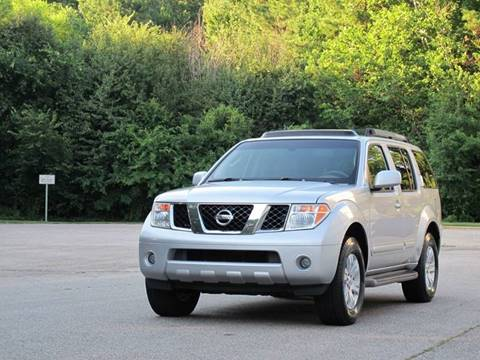 2007 Nissan Pathfinder for sale at Best Import Auto Sales Inc. in Raleigh NC
