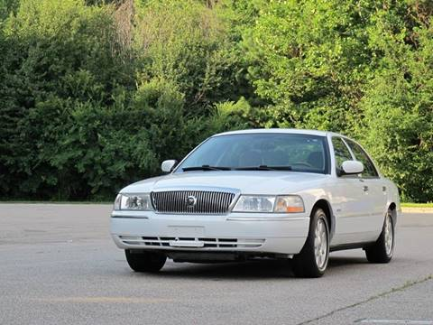 2004 Mercury Grand Marquis for sale at Best Import Auto Sales Inc. in Raleigh NC