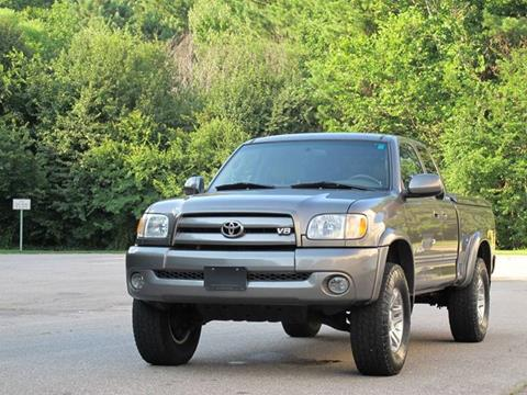 2003 Toyota Tundra for sale at Best Import Auto Sales Inc. in Raleigh NC