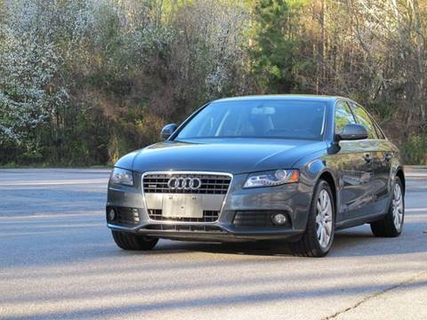 2009 Audi A4 for sale at Best Import Auto Sales Inc. in Raleigh NC
