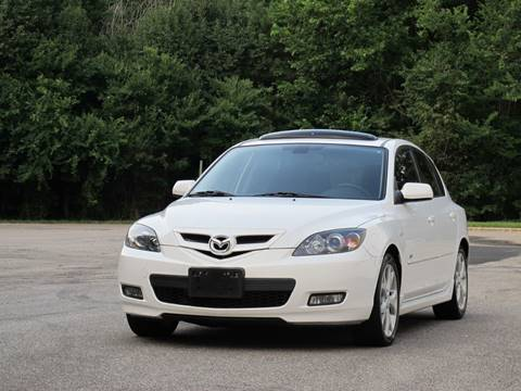 2008 Mazda MAZDA3 for sale at Best Import Auto Sales Inc. in Raleigh NC