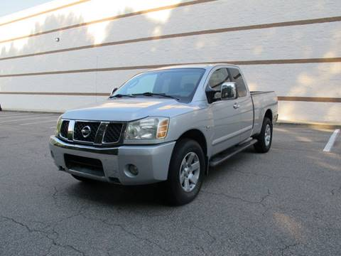 2004 Nissan Titan for sale at Best Import Auto Sales Inc. in Raleigh NC