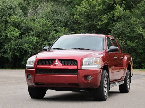 2007 Mitsubishi Raider for sale in Raleigh, NC