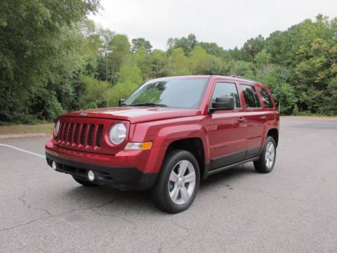 2013 Jeep Patriot for sale at Best Import Auto Sales Inc. in Raleigh NC