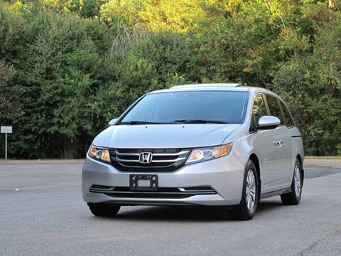 2014 Honda Odyssey for sale in Raleigh, NC