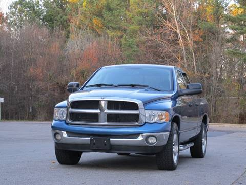 2004 Dodge Ram Pickup 1500 for sale at Best Import Auto Sales Inc. in Raleigh NC