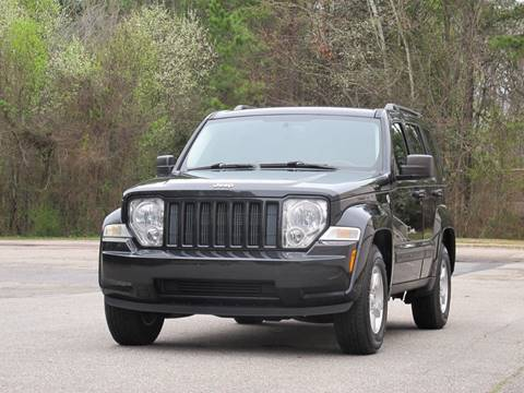 2012 Jeep Liberty for sale at Best Import Auto Sales Inc. in Raleigh NC