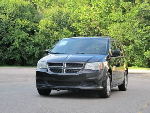 2012 Dodge Grand Caravan for sale at Best Import Auto Sales Inc. in Raleigh NC