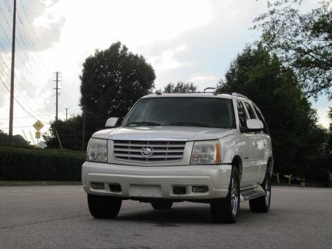 2005 Cadillac Escalade for sale at Best Import Auto Sales Inc. in Raleigh NC
