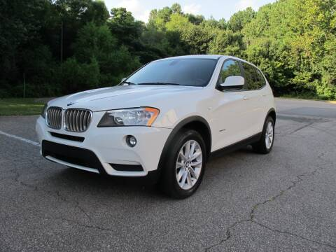 2013 BMW X3 for sale at Best Import Auto Sales Inc. in Raleigh NC