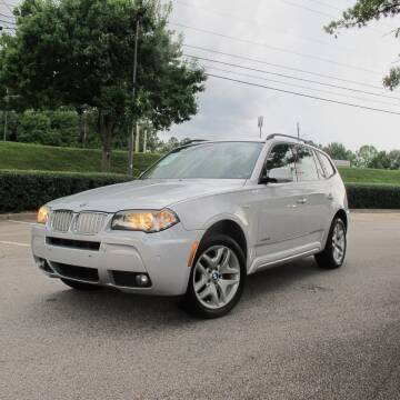 2009 BMW X3 for sale at Best Import Auto Sales Inc. in Raleigh NC