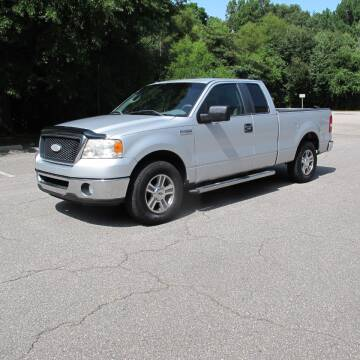 2007 Ford F-150 for sale at Best Import Auto Sales Inc. in Raleigh NC