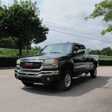 2003 GMC Sierra 2500HD for sale at Best Import Auto Sales Inc. in Raleigh NC