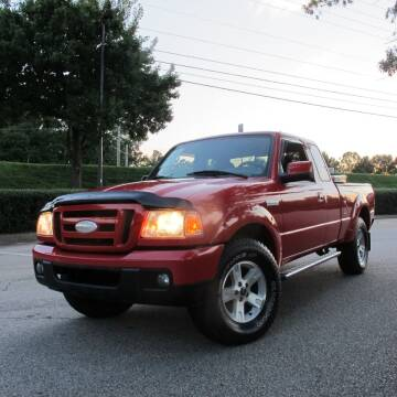 2006 Ford Ranger for sale at Best Import Auto Sales Inc. in Raleigh NC