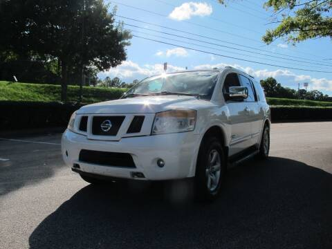 2009 Nissan Armada for sale at Best Import Auto Sales Inc. in Raleigh NC