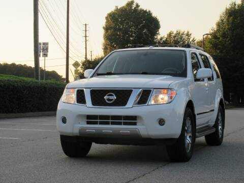 2011 Nissan Pathfinder for sale at Best Import Auto Sales Inc. in Raleigh NC