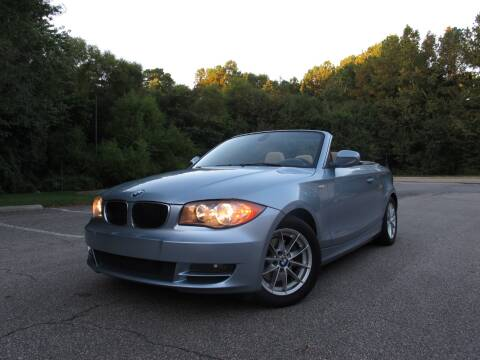 2011 BMW 1 Series for sale at Best Import Auto Sales Inc. in Raleigh NC