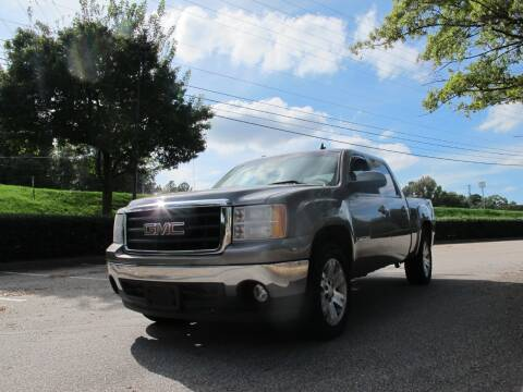 2007 GMC Sierra 1500 for sale at Best Import Auto Sales Inc. in Raleigh NC