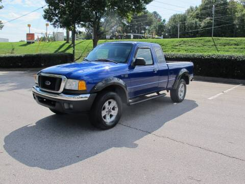 2005 Ford Ranger for sale at Best Import Auto Sales Inc. in Raleigh NC
