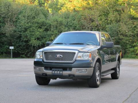 2004 Ford F-150 for sale at Best Import Auto Sales Inc. in Raleigh NC