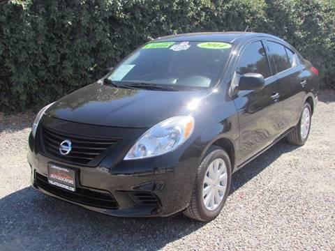 2014 Nissan Versa for sale in Redlands, CA