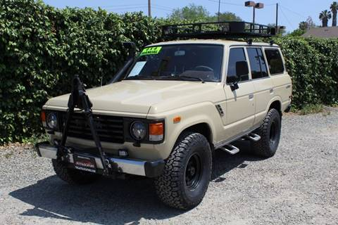 1985 Toyota Land Cruiser for sale in Redlands, CA
