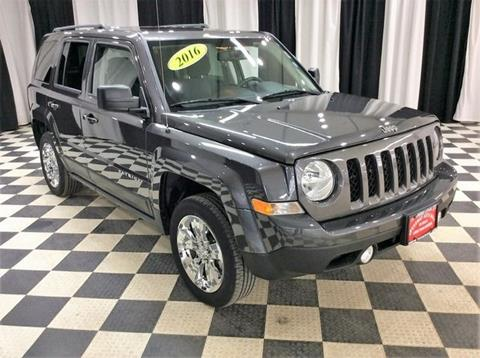 2016 Jeep Patriot for sale in Machesney Park, IL