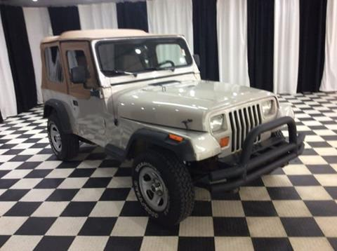 1995 Jeep Wrangler for sale in Machesney Park, IL