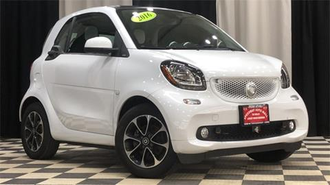 2016 Smart fortwo for sale in Machesney Park, IL