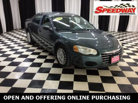 2004 Chrysler Sebring for sale at SPEEDWAY AUTO MALL INC in Machesney Park IL