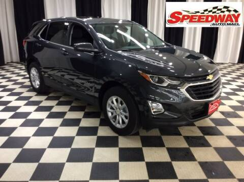 2020 Chevrolet Equinox for sale at SPEEDWAY AUTO MALL INC in Machesney Park IL