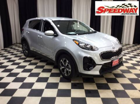 2020 Kia Sportage for sale at SPEEDWAY AUTO MALL INC in Machesney Park IL