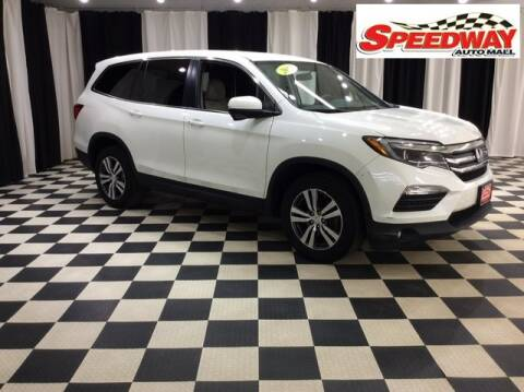 2016 Honda Pilot for sale at SPEEDWAY AUTO MALL INC in Machesney Park IL