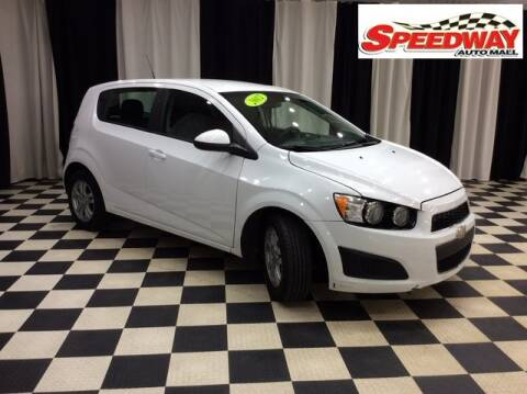 2012 Chevrolet Sonic for sale at SPEEDWAY AUTO MALL INC in Machesney Park IL