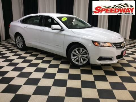 2019 Chevrolet Impala for sale at SPEEDWAY AUTO MALL INC in Machesney Park IL