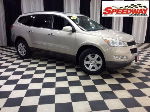 2011 Chevrolet Traverse for sale at SPEEDWAY AUTO MALL INC in Machesney Park IL