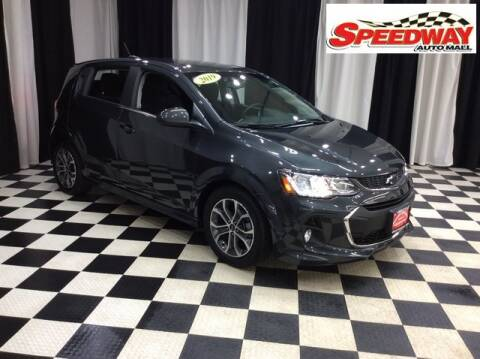 2019 Chevrolet Sonic for sale at SPEEDWAY AUTO MALL INC in Machesney Park IL
