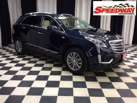 2017 Cadillac XT5 for sale at SPEEDWAY AUTO MALL INC in Machesney Park IL