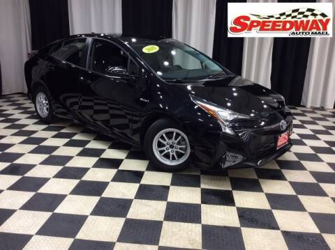 2016 Toyota Prius for sale at SPEEDWAY AUTO MALL INC in Machesney Park IL