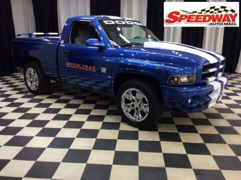 1996 Dodge Ram Pickup 1500 for sale at SPEEDWAY AUTO MALL INC in Machesney Park IL