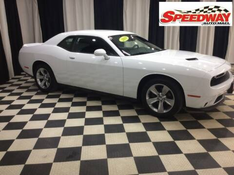 2018 Dodge Challenger for sale at SPEEDWAY AUTO MALL INC in Machesney Park IL